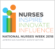 American Nurses Association Nurses Appreciation logo