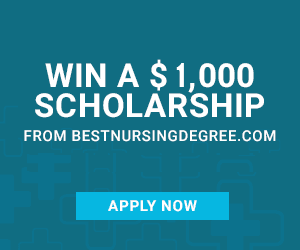 available nursing scholarship