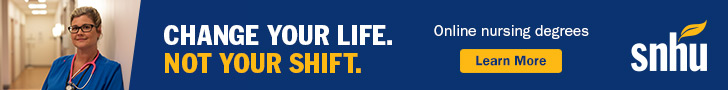 Change Your Life. Not Your Shift. Online Nursing Degrees @ SNHU