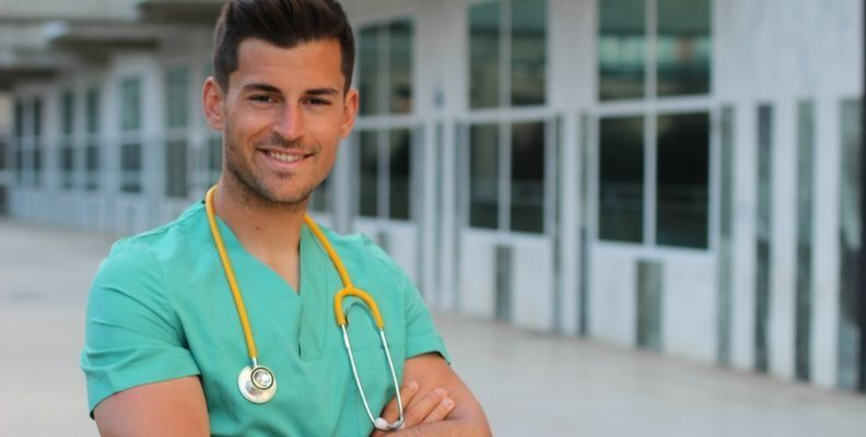 attractive-male-nurse