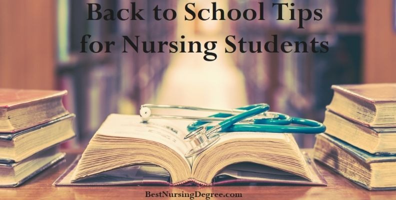 Top Ten Things You Need To Know Before Starting Nursing School This Fall