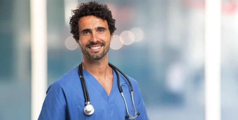 male-nurse-with-stethoscope